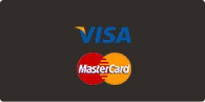 Картинки Банковские карты Visa/Mastercard, которыми можно оплатить депозит на официальном сайте казино Плей Фортуна