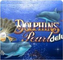 Картинка демонстрирующая игру Dolphins Pearl HD на сайте онлайн казино Плей Фортуна